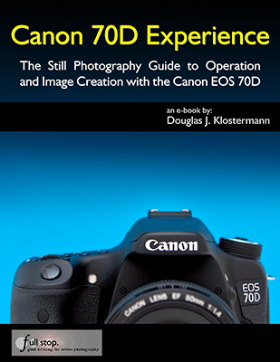 Canon eos 70d owners manual.