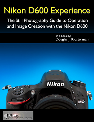Get the most out of your Nikon D600
